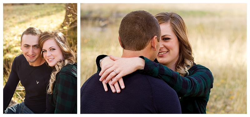 Fall engagement shoot
